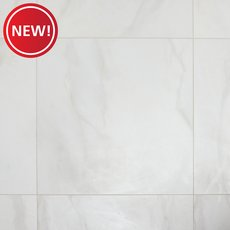 New! Andover White Matte Porcelain Tile