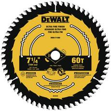 DeWalt 7 1/4 in. 60T Saw Blade