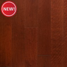 New! Amberly Cherry Water-Resistant Engineered Hardwood