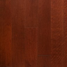 Amberly Cherry Water-Resistant Engineered Hardwood