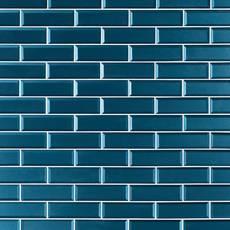 Parisian Blue Glass Tile