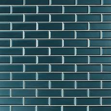 Royal Peacock Glass Tile