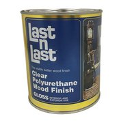 Clear Gloss Polyurethane Abs 50004 Wood Stain
