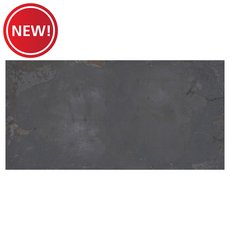 New! Oxide Dark Polished Porcelain Tile