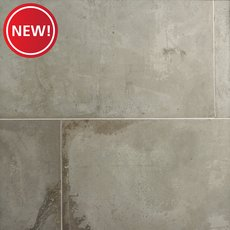 New! Athos Ash Polished Porcelain Tile