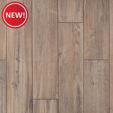 New! Woodcrest Cafe Wood Plank Porcelain Tile