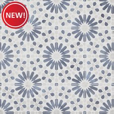 New! Casablanca Sky Matte Porcelain Tile