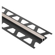 Schluter Dilex-Bwb Movement Joint 1/2in. PVC Stone Gray