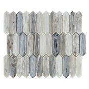 Victoria Picket Glass Mosaic