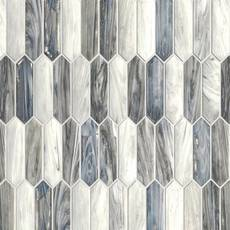Victoria Picket Glass Mosaic