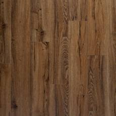 Auburn Oak Rigid Core Luxury Vinyl Plank - Foam Back