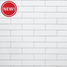 New! Meringue II Polished Ceramic Tile