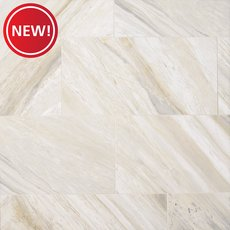 New! Sienna Sunset Polished Marble Tile