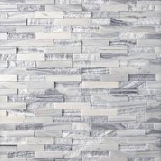 Geneva Mixed Marble Ledger Panel