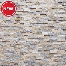 New! Revere Blend Travertine Ledger Panel