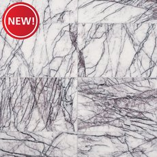 New! Amethyst Polished Marble Tile