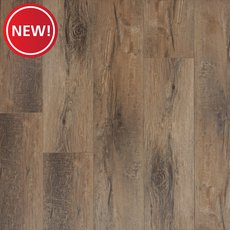 New! Dolce Oak Rigid Core Luxury Vinyl Plank - Cork Back