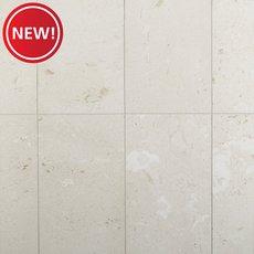 New! Fossil Beige Brushed Limestone