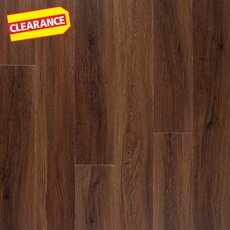 Clearance! Tribeca Oak Rigid Core Luxury Vinyl Plank - Foam Back