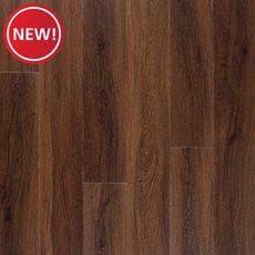 New! Tribeca Oak Rigid Core Luxury Vinyl Plank - Foam Back