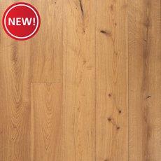 New! Odyssey White Oak Distressed Engineered Hardwood