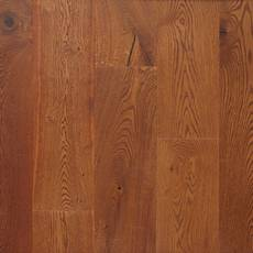 Bordeaux Oak II Wire Brushed Engineered Hardwood