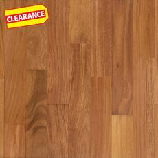 Clearance! Cumaru Brazilian Teak II Engineered Hardwood