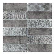 Verlain Loft Glass Mosaic
