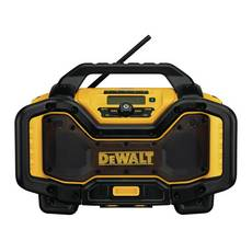 Dewalt Bluetooth Radio and Charger