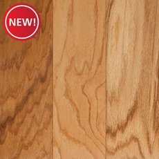 New! Rustic Natural Oak Smooth Engineered Hardwood