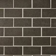 Kingston Bronze 2 x 4 in. Brick Ceramic Mosaic