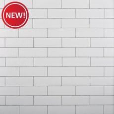 New! Artic Gleam Ceramic Tile