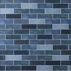 Zellige Zirconium Polished Ceramic Tile