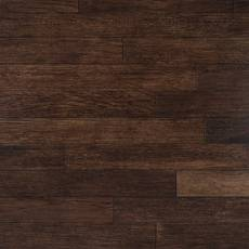 Mocha Pecan Multi Length Rigid Core Luxury Vinyl Plank - Foam Back