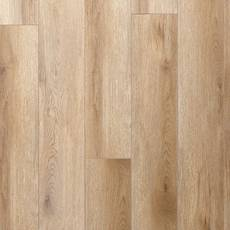 Hazel Wood Oak Rigid Core Luxury Vinyl Plank - Foam Back
