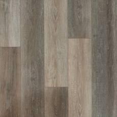Skyline Silver Rigid Core Luxury Vinyl Plank - Cork Back