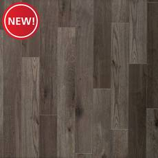 New! Brookview Grey Multi Length Water Resistant Laminate