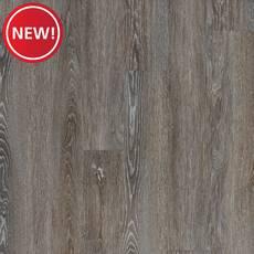 New! Greige Ceruse Luxury Vinyl Plank