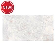 New! Crystal Gris II Polished Porcelain Tile