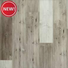 New! Flagstone Pine Rigid Core Luxury Vinyl Plank - Foam Back