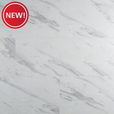 New! Volkas Marble Rigid Core Luxury Vinyl Plank - Foam Back