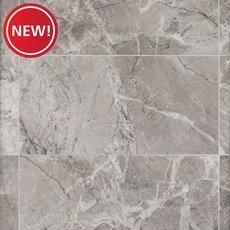 New! Castleton Gray II Polished Porcelain Tile