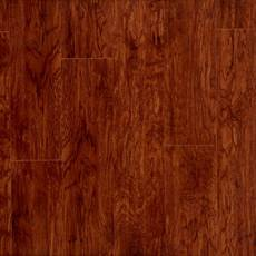 Grande Hickory Rigid Core Luxury Vinyl Plank - Cork Back