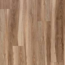 Saddle Walnut Rigid Core Luxury Vinyl Plank - Cork Back