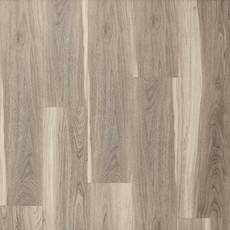 Walnut Greige Sapwood Rigid Core Luxury Vinyl Plank - Cork Back