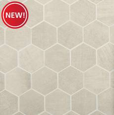 New! Sundance II Hexagon Porcelain Tile