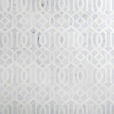 Caterina Thassos Art Glass Waterjet Mosaic