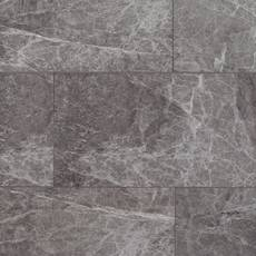 Stone Grey Marble Rigid Core Luxury Vinyl Tile - Foam Back