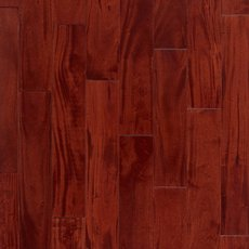 Cherry II Mahogany Distressed Solid Hardwood
