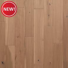 New! Gray II Acacia Distressed Solid Hardwood